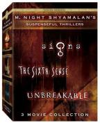 M. Night Shyamalan: 3 Pack Vista Series Boxed Set