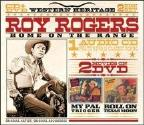 Rogers, Roy - Home On The Range: CD/DVD