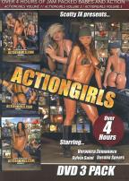 Actiongirls - 3 Pack