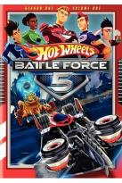 Hot Wheels: Battle Force 5, Vol. 1