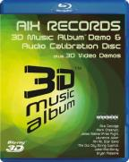 3D Music Album