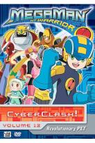 Megaman: NT Warrior - Vol. 13: Cyber Clash!
