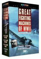 Great Fighting Machines Of WWII - 3 Pack