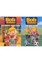 Bob The Builder: Celebrate With Bob/The Big Game