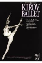 Kirov Ballet, The - Classic Ballet Night