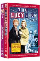 Lucy Show: The Official First & Second Seasons