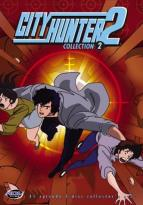 City Hunter TV Season Two: Collection Two