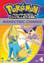 Pokemon Advanced Challenge - Vol. 4: Manectric Charge