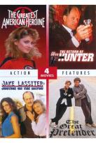 Greatest American Heroine/The Return of Hunter/Jake Lassiter/The Great Pretender