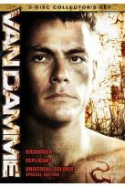 Van Damme Triple Feature