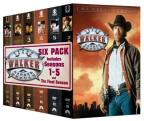 Walker Texas Ranger - 6 Pack