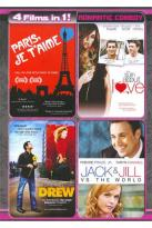 Paris, Je T'aime/The Truth About Love/My Date with Drew/Jack & Jill vs. the World