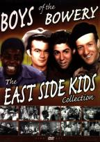 Bowery Boys Collection The East Side Kids Collection