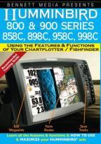 Humminbird 800 & 900 Series 858C, 898C, 958C, 998C