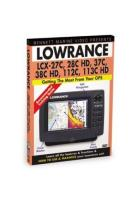 Lowrance LCX-27c, 28c HD, 37c, 38c HD, 112c, and 113c HD