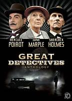 Great Detectives Anthology: Poirot/Sherlock Holmes/Marple