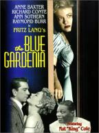 Blue Gardenia