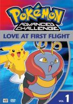 Pokemon Advanced Challenge - Vol. 1: Love at First Flight