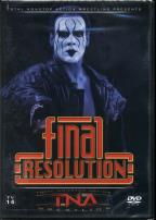TNA Wrestling - Final Resolution 2006