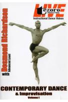 Live At The Broadway Dance Center: Contemporary Dance &amp; Improvisation - Volume 1