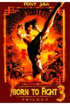 Tony Jaa: Born to Fight Trilogy