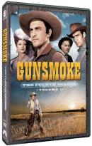 Gunsmoke - The Fourth Season: Vol. 1