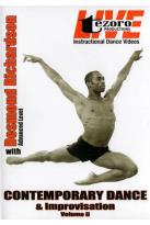 Live At The Broadway Dance Center: Contemporary Dance & Improvisation - Volume 2