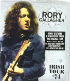 Rory Gallagher - Irish Tour 1974