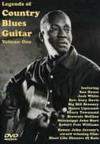 Legends of Country Blues Guitar - Volume One