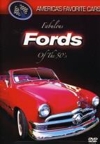 America's Favorite Cars - Fabulous Fords of the '50's