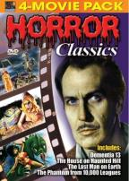 Horror Classics 4 Movie Pack - Vol. 2