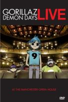 Gorillaz - Demon Days Live