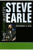 Steve Earle - Live From Austin TX Vol. 2