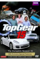 Top Gear - The Complete Fifteenth Season