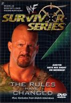 WWF - Survivor Series 2000: The Rules Have Changed