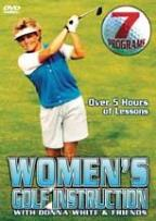 Women's Golf Instruction - Seven Programs On Two DVDS