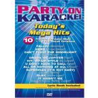 Party On Karaoke! - Today's Mega Hits