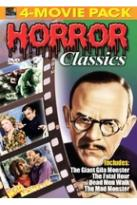 Horror Classics 4 Movie Pack - Vol. 3