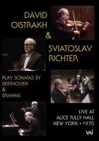 David Oistrakh and Sviatoslav Richter - Live at Alice Tully Hall, New York 1970