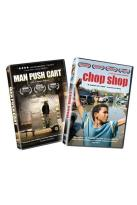 Chop Shop/Man Push Cart