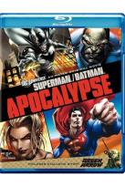 Superman/Batman: Apocalypse/Green Arrow