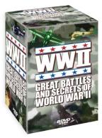 Great Battles And Secrets Of World War II 8 DVD Set