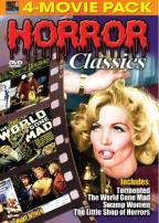 Horror Classics 4 Movie Pack - Vol. 4