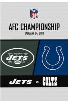 NFL: Afc Championship, January 24, 2010 - Jets vs. Colts