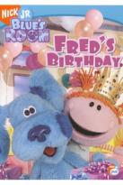 Blue's Room - Fred's Birthday