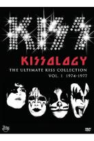 KISS - Kissology Vol. 1 - 1974 - 1977