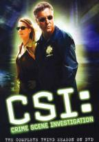 CSI: Crime Scene Investigation - The Complete Third Season