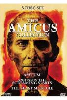 Amicus Collection - Asylum, The Beast Must Die, Now the Screaming Starts