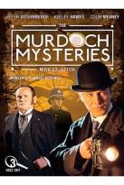 Murdoch Mysteries Movie Collection