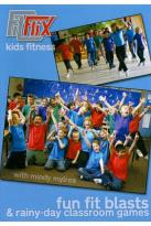 FitFlix Kids Fitness: Fun Fit Blasts & Rainy Day Classroom Games